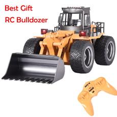 bulldozer, Toy, Remote, rccar