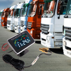 digitaldisplayvoltmeterkit, Sensors, carthermometervoltmetergauge, Cars