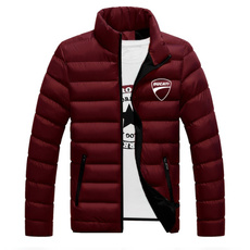 Fashion, Men, Down Jacket, Ducati