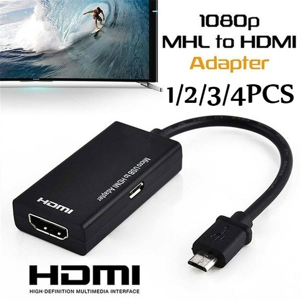 hdtvadapter, microusbtohdmiadapter, Converter, Hdmi