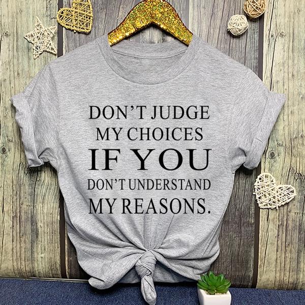 Funny, Fashion, Cotton, Graphic T-Shirt