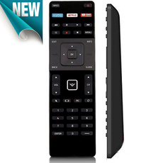 vizio, Remote, xrt122remotecontrolcompatiblewithviziotvd3, TV