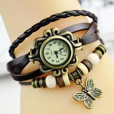 butterfly, butterflybracelet, Jewelry, leather
