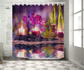 Shower, Hooks, Bathroom, showercurtains72x72in
