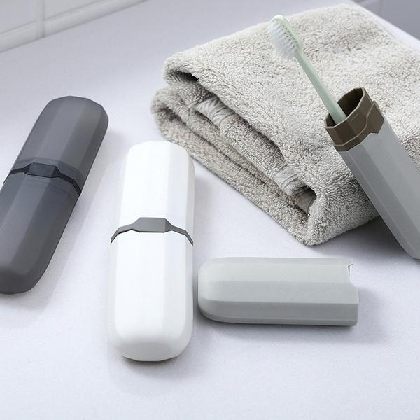 Box, camping, toothbrushholder, Travel