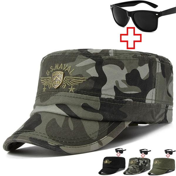 Outdoor, Cotton, camouflagebaseballcap, Hunting