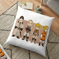 decorativepillowcase, saga, Pillowcases, vinlandsagakeychain