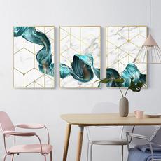 Blues, canvasoilpainting, Wall Art, Home Decor