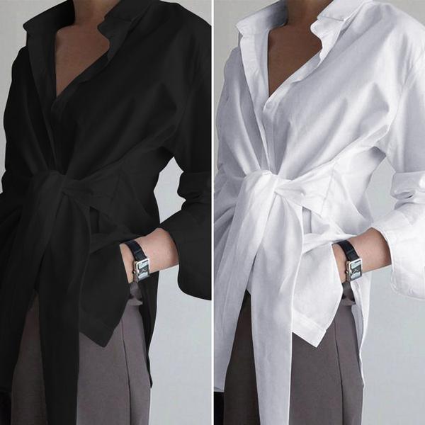 shirttop, laceuptop, Fashion, Lace