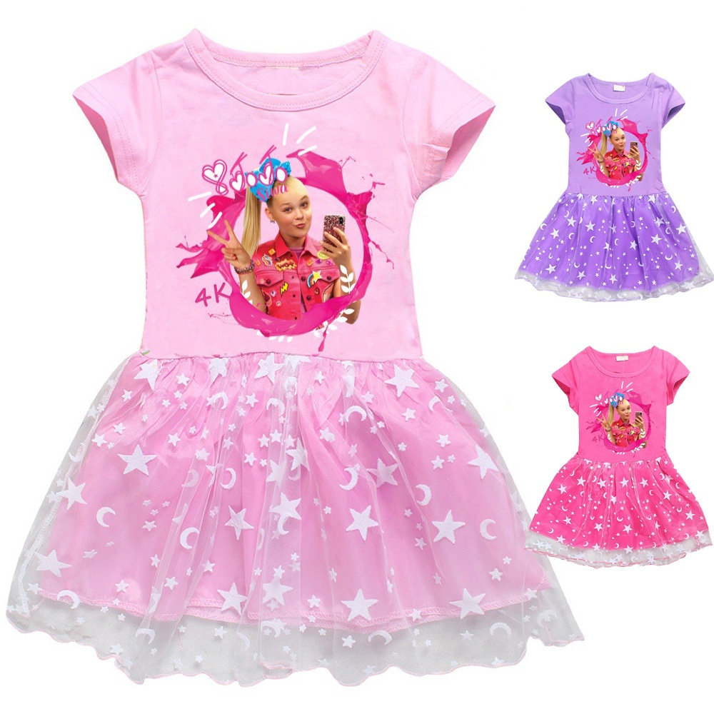 QIJOVO Baby Girl Vintage Floral Dress Birthday Party Princess Dress Holiday Skirts for Kids