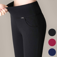 Leggings, Slim Leggings, Elastic, pants