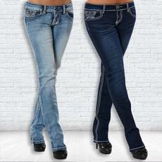 Plus Size, Spring/Autumn, Casual pants, pants