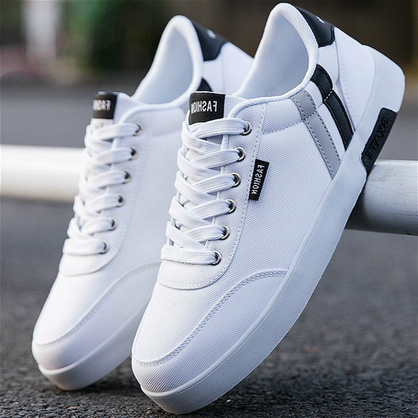 Students Flat Shoes Wild Casual Shoes