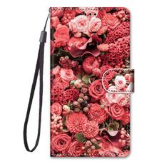 case, pink, Garden, Phone