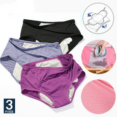 Ropa interior, Fiber, menstrualperiodunderwear, Waterproof