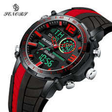 led, relojhomme, Clock, Jewelery & Watches