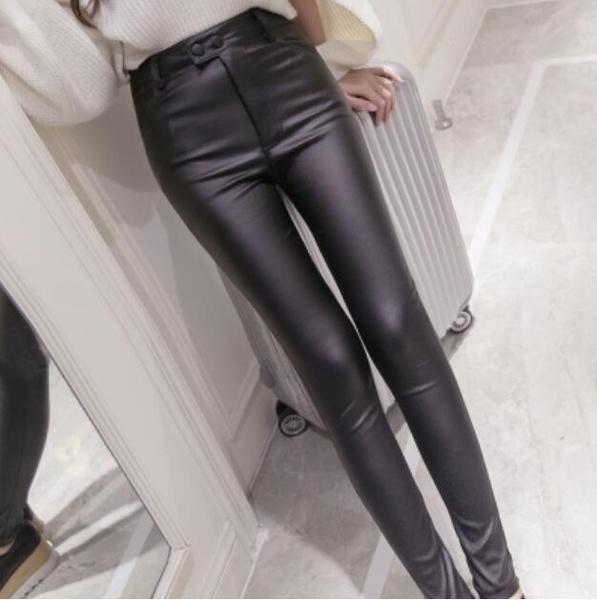 pencil, trousers, Elastic, Casual pants