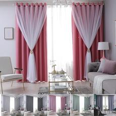 bedroomcurtian, yarncurtain, Star, Home Decor