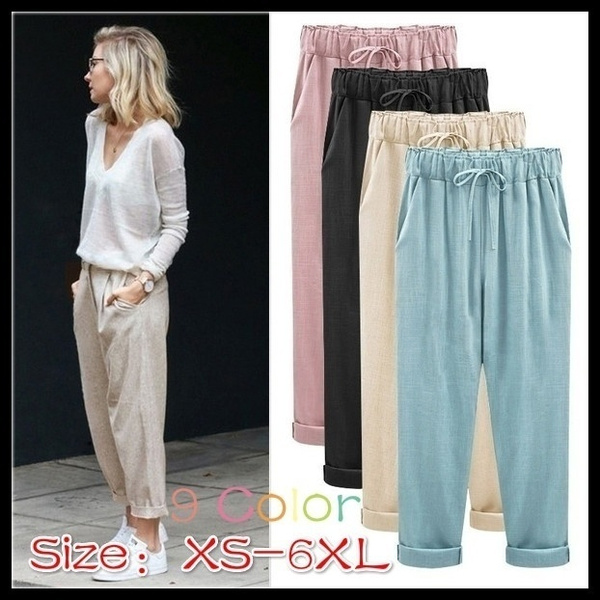 harem, trousers, Casual pants, pants
