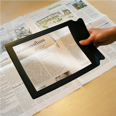 readinglen, Glass, readingmagnifier, Lens
