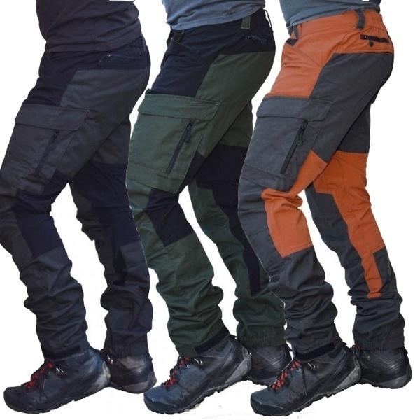 Fashion, men trousers, Casual pants, Waterproof