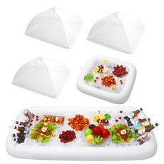inflatablefoodholder, Outdoor, Picnic, Sports & Outdoors