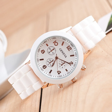 quartz, Geneva, fashion watch, Watch