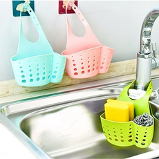 organizersandstorage, Sponges, Bathroom, storagebasket