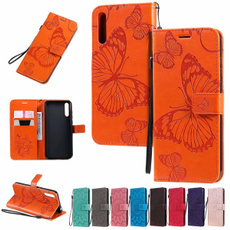 case, butterfly, oppof9, leather