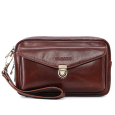 wirst, Bags, leather, Clutch