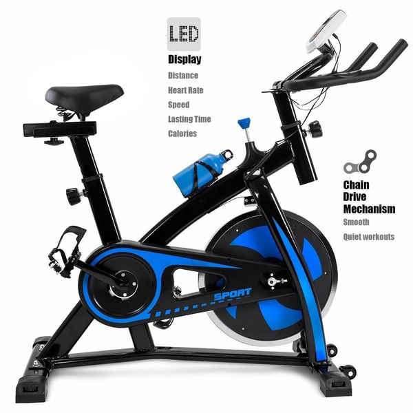 spinningbicycle, Adjustable, gymexercise, Sports & Outdoors