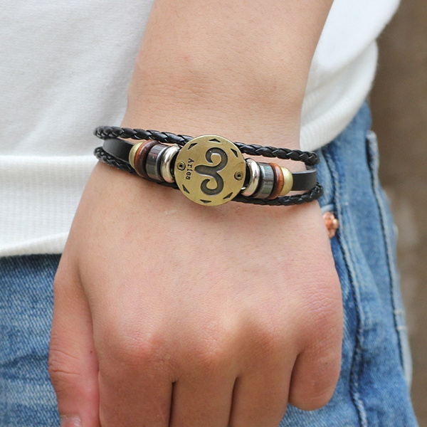 Fashion, Wristbands, horoscope, wovenbracelet