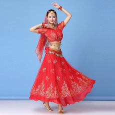 dancewear, indiandancedre, Cosplay, chiffon