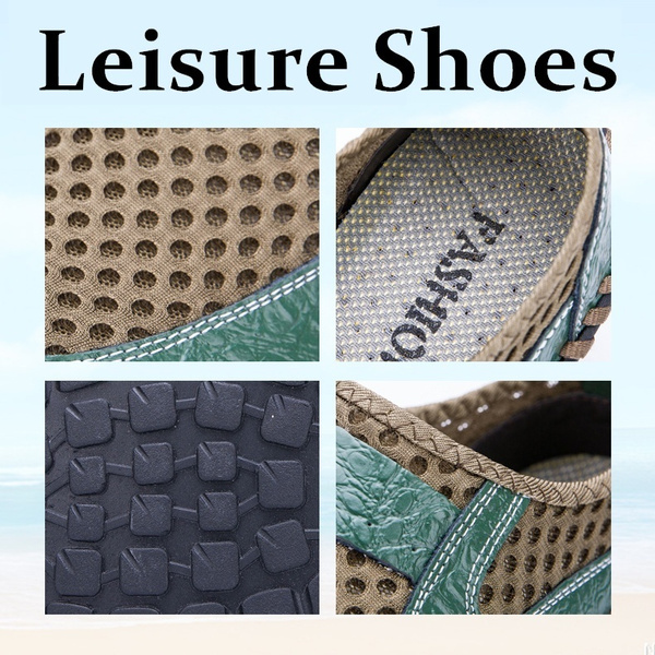 casual shoes, Summer, Plus Size, leathershoessummer