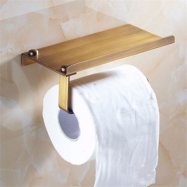 Steel, Wall Mount, Towels, tissueholder