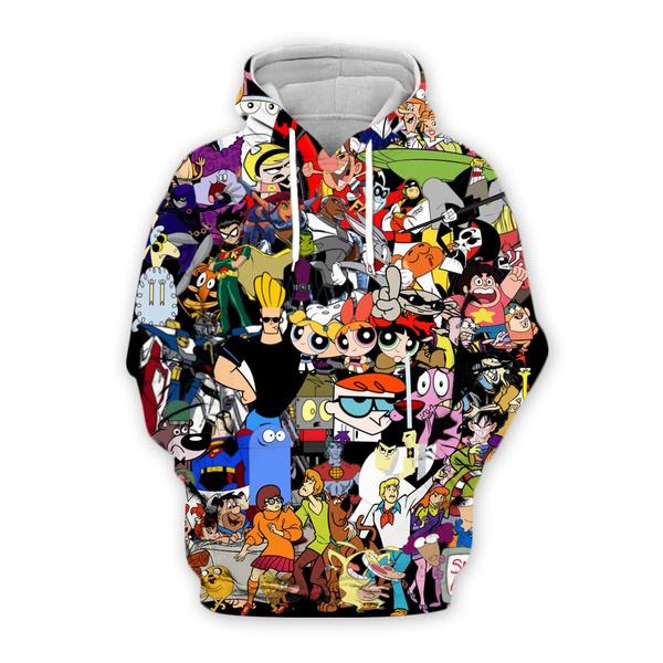 3D hoodies, Fashion, Zip, Fashion Hoodies
