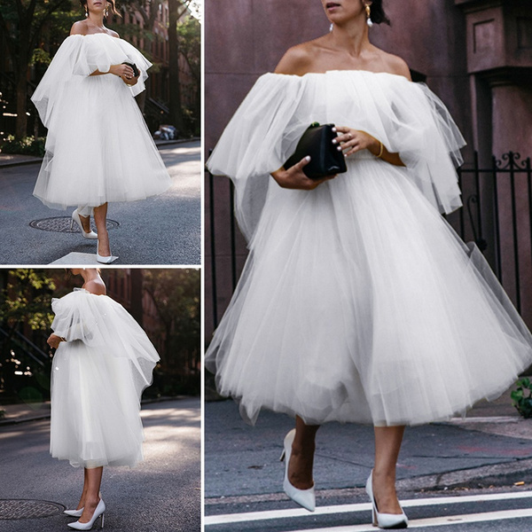 lace dresses, Strapless Dress, ruffle, chicdresse