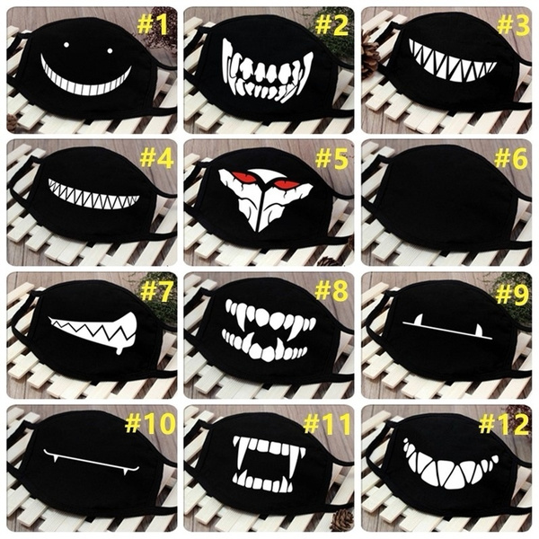 cute, warmmask, blackmask, mouthmufflemask