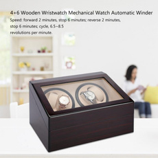 case, Box, watchwindercase, Wooden