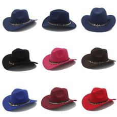 Fedora Hats, Cowboy, Cowgirl, Gel