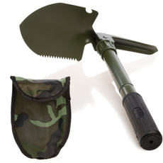 case, Multi Tool, campingshovel, camping