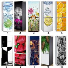 art, freezedecal, Refrigerator, Posters