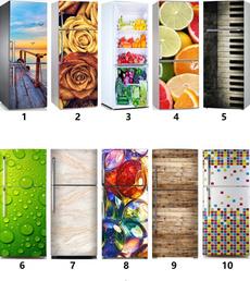 Door, freezedecal, Refrigerator, Posters