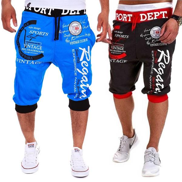 capripant, Shorts, sport pants, Casual pants