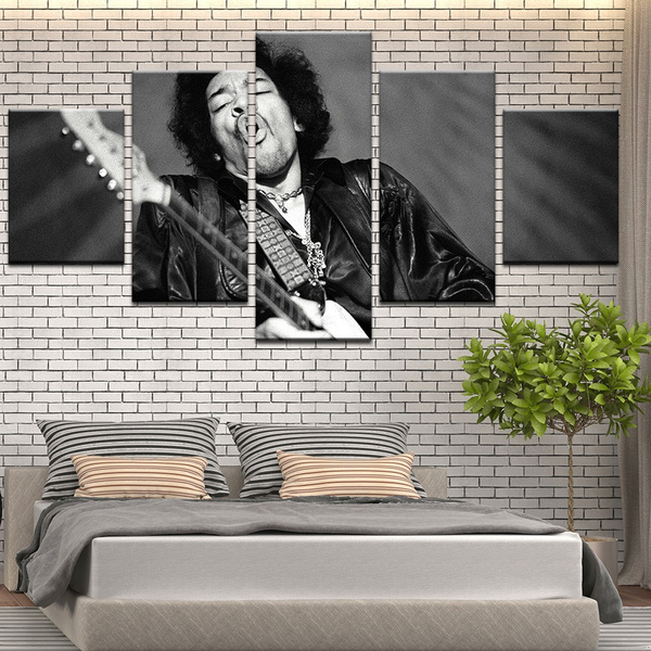 brucelee, art, Home Decor, canvaspainting