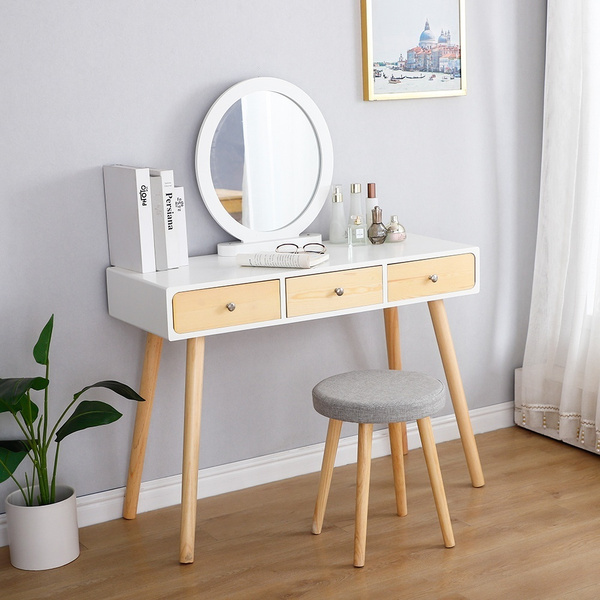 Makeup Mirrors, Modern, Beauty, bedroomdresser