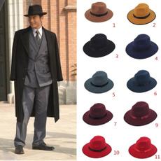 bowknot, Cap, Fedora, hats for women