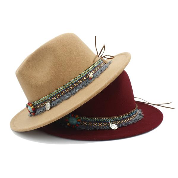 bohemia, boho, winter hats for women, Fashion