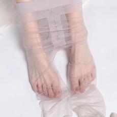 Open Crotch, high waist, Elastic, Breathable