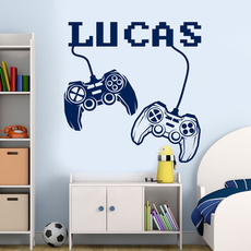 Decor, Home Decor, Wall Decal, removable decal